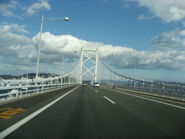 大鳴門橋 神戸向き