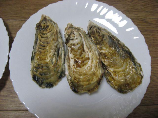 坂越の牡蠣