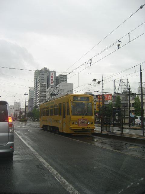 岡山 路面電車