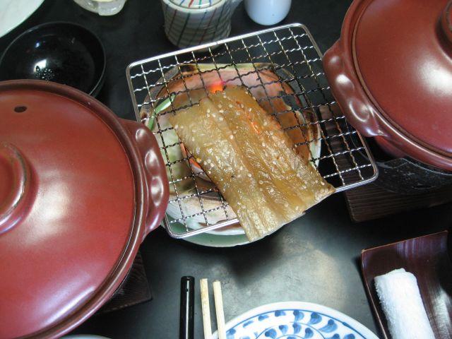 白浜 柳屋 朝食